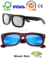 Handcrafted Laminated Wooden Sunglasses, Eco-Friendly Wooden Eyewear