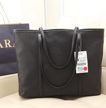 Custom Latest Design PU Leather Shoulder Bag