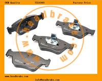 GDB1205 Front Brake Block for Mercedes-benz C-Class / E-Class