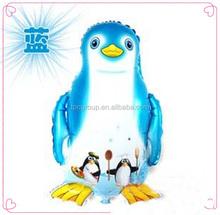 [Free Sample] New design hot selling animal shaped foil balloons for children
