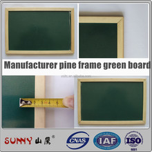 factory wholesale pine frame pin message board