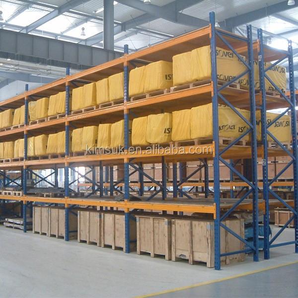 Коммерческие селективного паллетные стеллажи для склада тяжелых паллетные стеллажи
