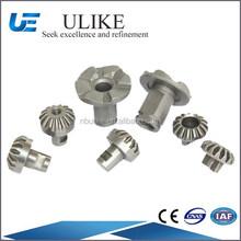 Spur gear shafts/small gear shaft/stainlss steel gear shaft