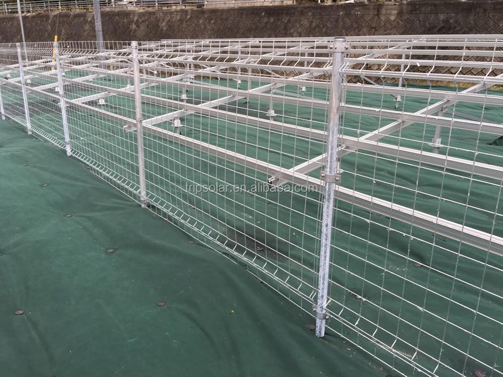 Q235 metal galvanizado malla de alambre de hierro paneles de la ...