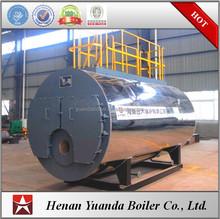 diesel light oil heavy oil fired one drum steam boiler, oil fuel fired one drum steam boiler, oil fuel one drum steam boiler