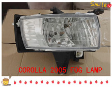 fog lamp for corolla 2005 body kit for corolla fog light DRL corolla accessories