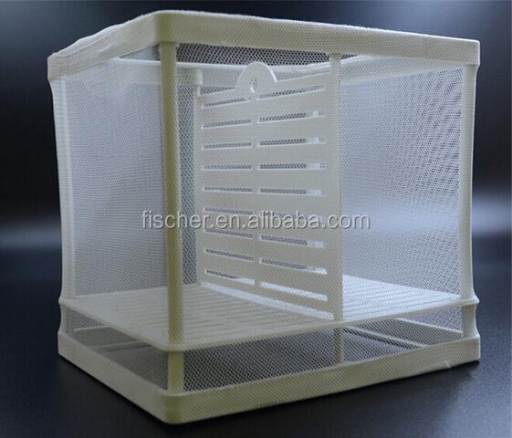 Hot selling aquarium net fish breeding hatchery nursery for Fish breeder box