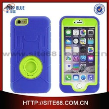 soft silicon mobile phone case for iphone 6, for iphone 6 silicon case mix color