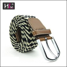 Trending hot products 2015 cheap import products elastic stretch belts mens with high quality