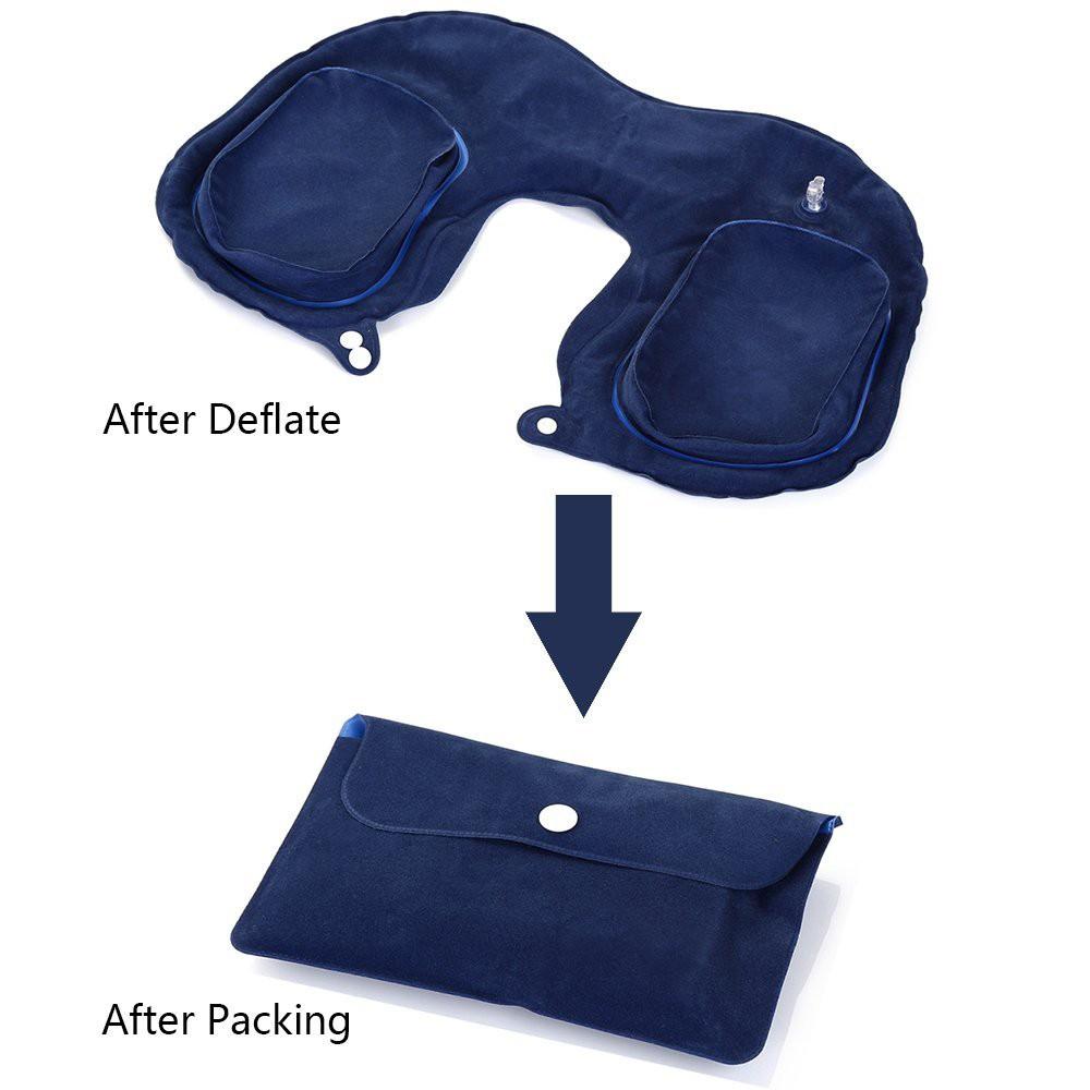 sgs inspection accepted novelty pvc folding u shape travel. Black Bedroom Furniture Sets. Home Design Ideas