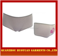 Cute children brief girls panty models children underwear