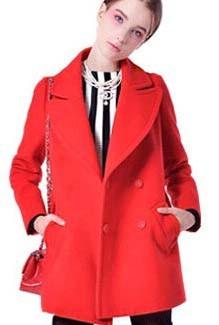 qwq081-4 женщин faux меховые пальто осень & зимнее пальто средней длины искусственного меха леди & кашемировая подкладка теплый мех отложным воротником