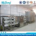 El CE y la ISO aprobó agua diálisis filtro
