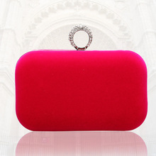 wholesale hot-selling high-quality bridal fashion evening bag clutch ladie's bag