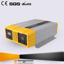 Fangpusun FP-S-1800 solar panels systems dc-ac pure sine wave solar power inverter 1800w