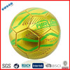 Popular PVC machine stitched soccer practice balls