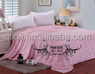 Polyester Acrylic Blanket Made In China