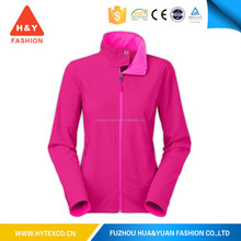 popular women clothing outdoor softshell ladies sport jackets--7 years alibaba experience