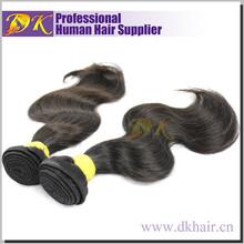 DK hair 5A Grade Direct Factory Wholesale Price Virgin Brazilian Hair Free Sample