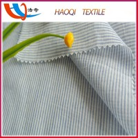Hot selling cheapest 100 cotton fabric/100 cotton yarn dyed shirting fabric/100% cotton twill fabric