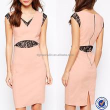 lace dress patterns pencil dress elegant modern office ladies formal office wear