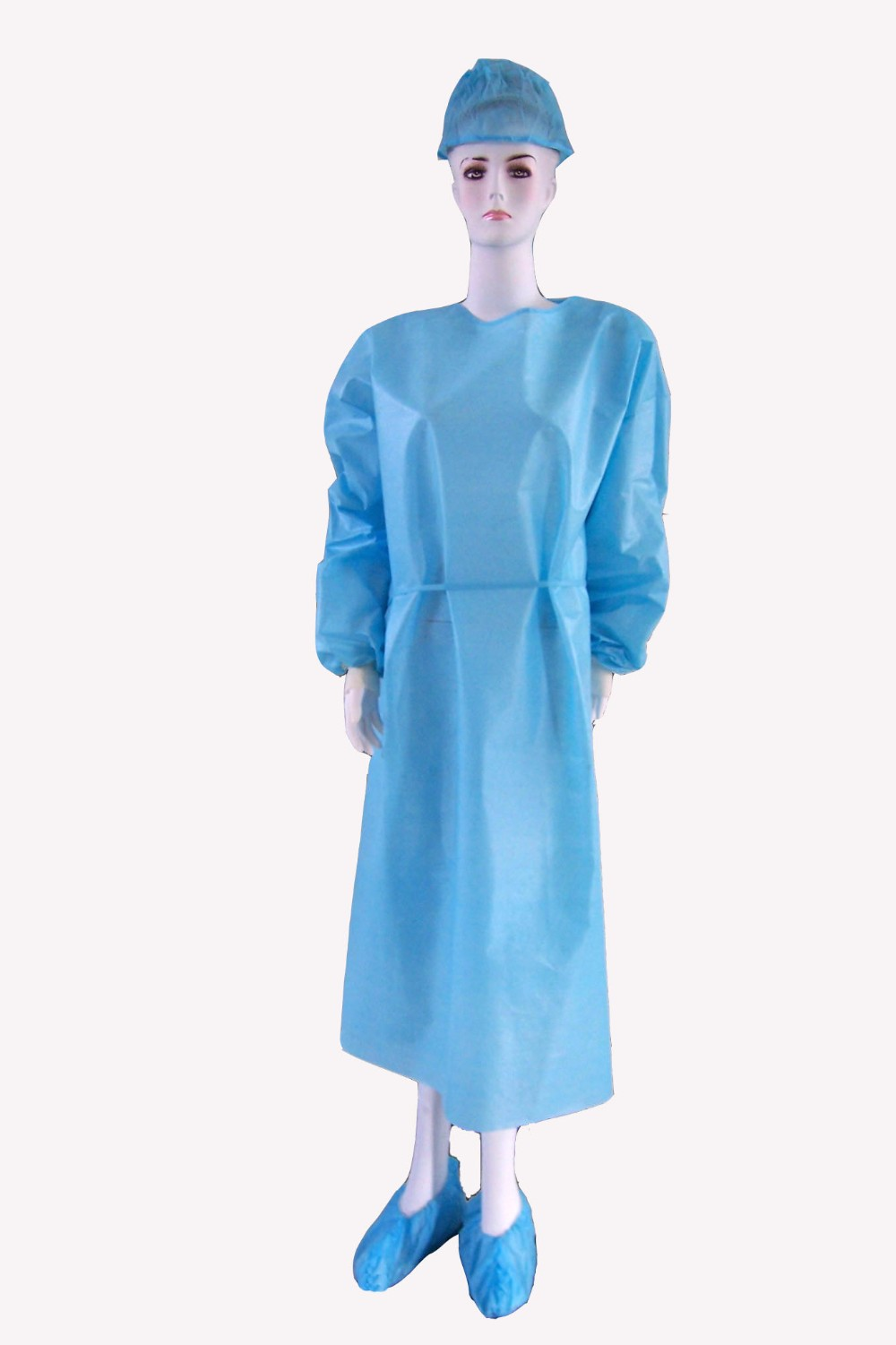 Factory Price Medical Patient Non-woven Fabric Surgical Gown - Buy ...
