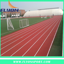 Prefabricated Rubber Running Track For 400 Meter Standard Track Field,Stadium Synthetic Prefabricated Rubber Running Track