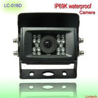 Guangdong Waterproof 18 IR Night Vision Car Reversing Rear View Camera For Forklift or Van