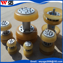 China supplier polyurethane cup and disc for cleaning pig