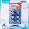 toilet blue block detergent blue bubble economical pack