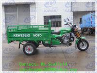 New design KEWESEKI three wheel motorcycle