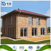 SGS test Easy and fast installation pu sandwich panel prefab houses