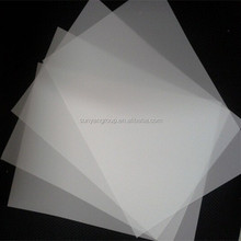 varied thickness PET thermal stability diffusion film