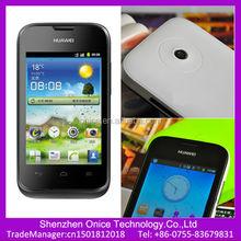 Cheap Original huawei cdma gsm phone Y210c 3.5 inch android phone CDMA EVDO 800MHz GSM 900 1800 1900MHz