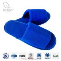 custom logo slippers/hotel terry slippers/cheap hotel slippers