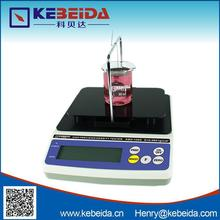 KBD-120G Plastic liquid densimeter High accuracy