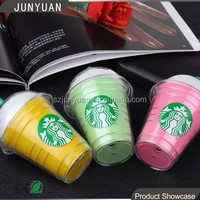 2015 newest Starbucks power bank 5200mAh portable charger For iphone 6