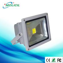 IP67 waterproof 10w, 20w, 30w, 50w high power cob led flood light with CE, RoHS listed