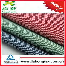 100 cotton check canvas for garment
