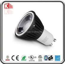 high lumen 5W,7W led spotlights dimmable CE ROHS ERP aluminium gu10 led,led gu10 bulb,led lights gu10