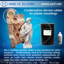 2 partie silicone pour en céramique fabrication de moules