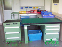 Beautiful work bench usde in workshop & assembly shop durable workbenchs