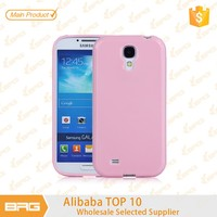 BRG High Quality TPU Case For Samsung Galaxy S4,Colorful Silicon TPU Soft Case Cover For Samsung Galaxy S4