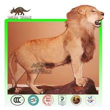Lifelike Animatronic Emulation Realistic Robotic African Lion