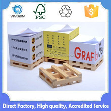 Chearp Pallet notepad customized for promotion
