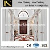 Polished White Calacatta marble tile floor tiles for sale