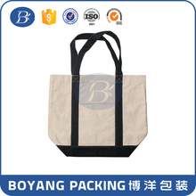 Alibaba China Manufacturer Custom OEM plain white cotton canvas tote bag