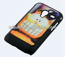 PC sublimation print cell phone case for Samsung Galaxy Ace plus(S7500) cover