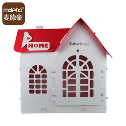 Good quality home design pet house outdoor dog house