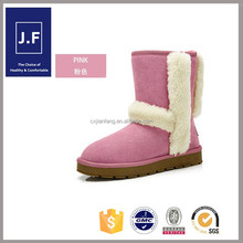 hot sale warm soft fashion famous winter women snow boot cover